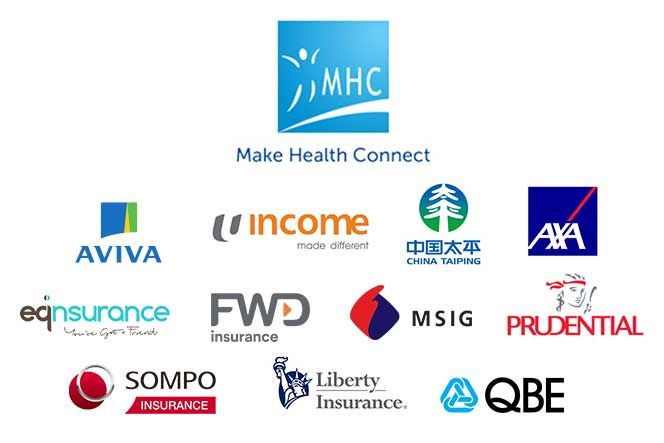 Insurance Corporate Partners in Singapore