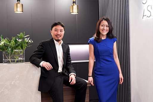 Dr Lee Ser Yee and Dr Tan Wah Siew of HIỆP HỘI PHẪU THUẬT